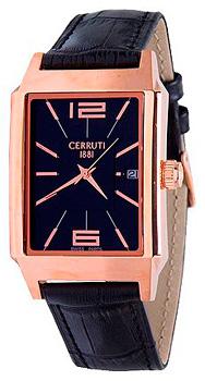 fashion наручные  мужские часы Cerruti 1881 CRB007C212C. Коллекция Gents