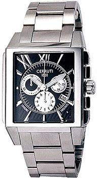 fashion наручные  мужские часы Cerruti 1881 CRB009A221G. Коллекция Verona