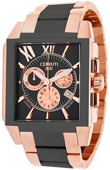 fashion наручные  мужские часы Cerruti 1881 CRB009D221G. Коллекция Verona