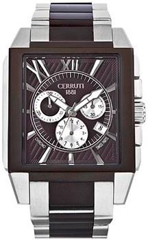 fashion наручные  мужские часы Cerruti 1881 CRB009E221G. Коллекция Verona