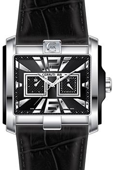 fashion наручные  мужские часы Cerruti 1881 CRB026A222H. Коллекция Gents