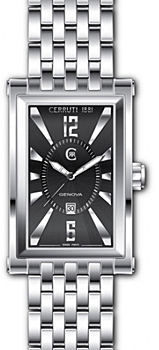 fashion наручные  мужские часы Cerruti 1881 CRB030A221C. Коллекция Genova