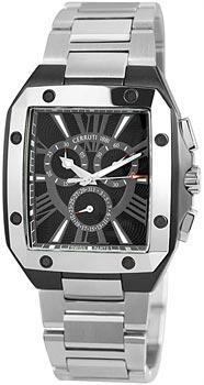 fashion наручные  мужские часы Cerruti 1881 CRC003G221G. Коллекция Hitman