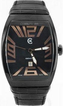 fashion наручные  мужские часы Cerruti 1881 CRD002F222C. Коллекция Gents