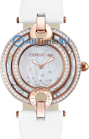 Женские наручные fashion часы в коллекции Camerino Cerruti 1881
