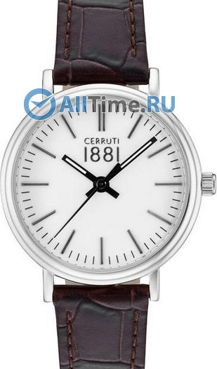Женские наручные fashion часы в коллекции Fabriano Cerruti 1881