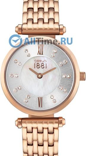 Женские наручные fashion часы в коллекции Mantova Cerruti 1881