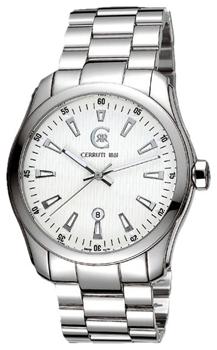 fashion наручные  мужские часы Cerruti 1881 CT100281X04. Коллекция Gents