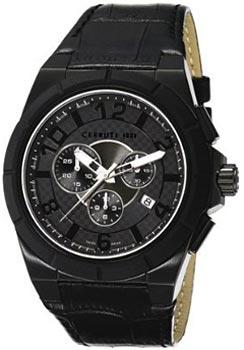 fashion наручные  мужские часы Cerruti 1881 CT100801X01. Коллекция Roma Grande