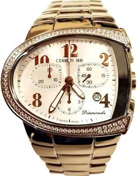 fashion наручные  женские часы Cerruti 1881 CT65201012. Коллекция Ladies