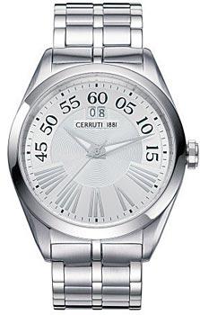 fashion наручные  мужские часы Cerruti 1881 CT67081X403021. Коллекция Tradizione