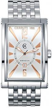 fashion наручные  мужские часы Cerruti 1881 CT69051X403021. Коллекция Genova