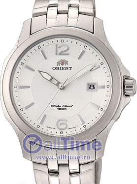 Мужские японские наручные часы в коллекции Dressy Orient