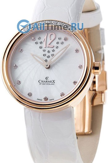 Женские наручные швейцарские часы в коллекции Capri Charmex