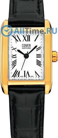 Женские наручные швейцарские часы в коллекции Rectangular Cover