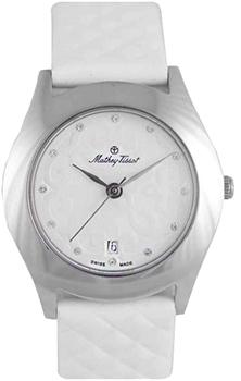 Швейцарские наручные  женские часы Mathey-Tissot D1398BL. Коллекция Mystic