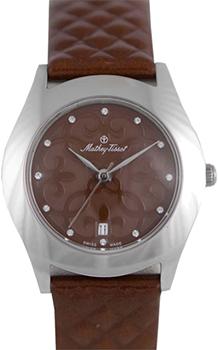 Швейцарские наручные  женские часы Mathey-Tissot D1398M. Коллекция Mystic