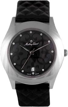 Швейцарские наручные  женские часы Mathey-Tissot D1398N. Коллекция Mystic