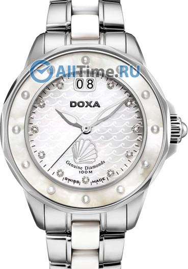 Женские наручные швейцарские часы в коллекции Aqua Doxa
