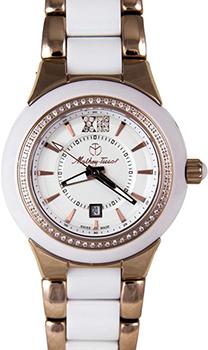 Швейцарские наручные  женские часы Mathey-Tissot D1807PC. Коллекция Orion