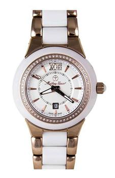Швейцарские наручные  женские часы Mathey-Tissot D1807PCR. Коллекция Orion