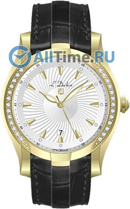Женские наручные швейцарские часы в коллекции Collection 201 L Duchen