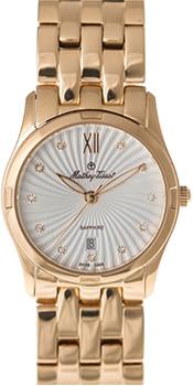Швейцарские наручные  женские часы Mathey-Tissot D2111PI. Коллекция Elisa
