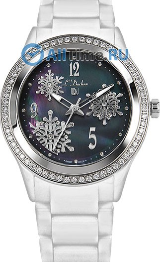 Женские наручные швейцарские часы в коллекции Collection 241 L Duchen