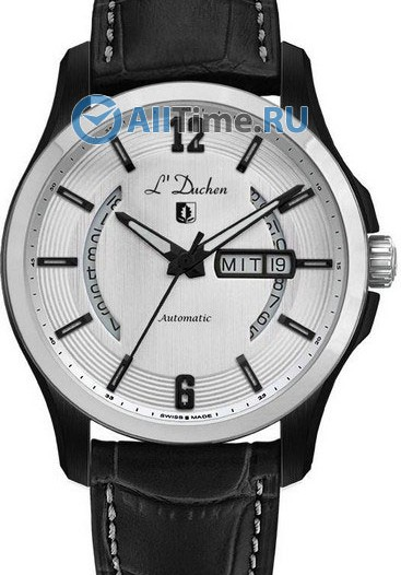 Мужские наручные швейцарские часы в коллекции Dynamique L Duchen