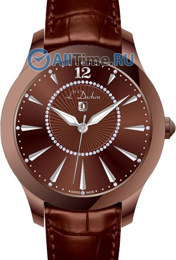 Женские наручные швейцарские часы в коллекции Collection 271 L Duchen