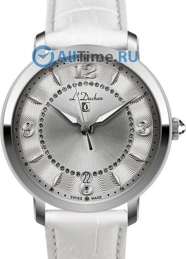 Женские наручные швейцарские часы в коллекции Collection 281 L Duchen