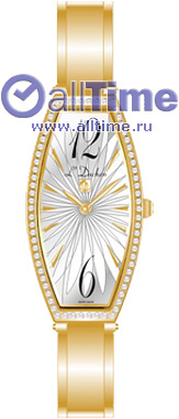 Женские наручные швейцарские часы в коллекции Saint Tropez L Duchen