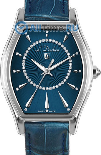 Женские наручные швейцарские часы в коллекции Perfection L Duchen