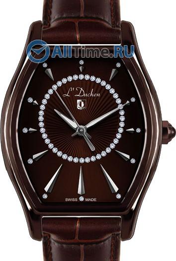 Женские наручные швейцарские часы в коллекции Collection 401 L Duchen