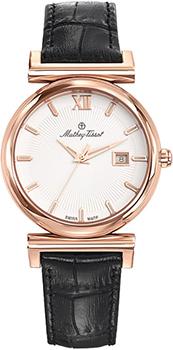 Швейцарские наручные  женские часы Mathey-Tissot D410PLI. Коллекция Elegance