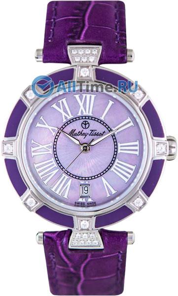 Женские наручные швейцарские часы в коллекции 5th Avenue Mathey-Tissot