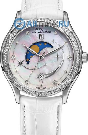 Женские наручные швейцарские часы в коллекции Perseides L Duchen