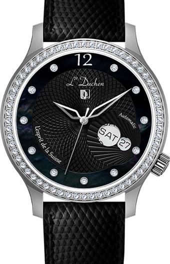Женские наручные швейцарские часы в коллекции La Coquille L Duchen
