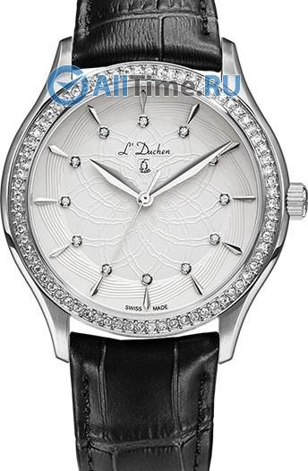 Женские наручные швейцарские часы в коллекции Treillage L Duchen