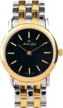 Швейцарские наручные  женские часы Mathey-Tissot D9315BNI. Коллекция Classic