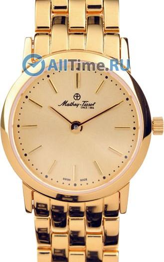 Женские наручные швейцарские часы в коллекции Classic Mathey-Tissot