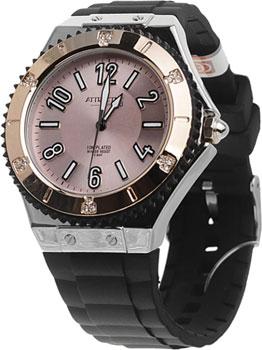 Японские наручные  женские часы Q&Q DA37J503. Коллекция Attractive