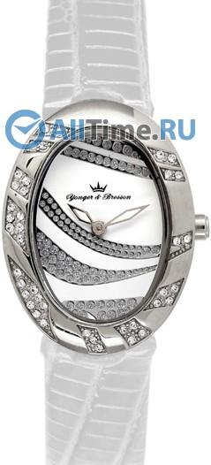 Женские наручные часы в коллекции City Yonger&Bresson
