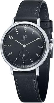Наручные  мужские часы DuFa DF-9001-01. Коллекция Walter Gropius