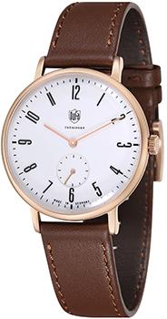 Наручные  мужские часы DuFa DF-9001-05. Коллекция Walter Gropius