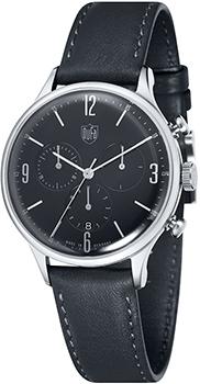 Наручные  мужские часы DuFa DF-9002-01. Коллекция Mies Chrono