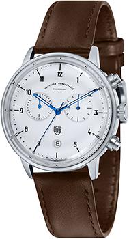 Наручные  мужские часы DuFa DF-9003-02. Коллекция Hannes Chrono