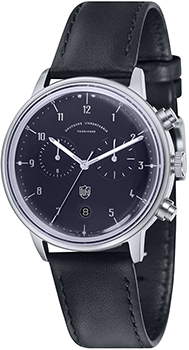 Наручные  мужские часы DuFa DF-9003-03. Коллекция Hannes Chrono
