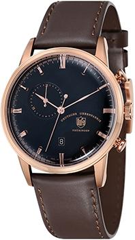Наручные  мужские часы DuFa DF-9007-05. Коллекция Weimar Chrono