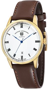 Наручные  мужские часы DuFa DF-9008-04. Коллекция Weimar